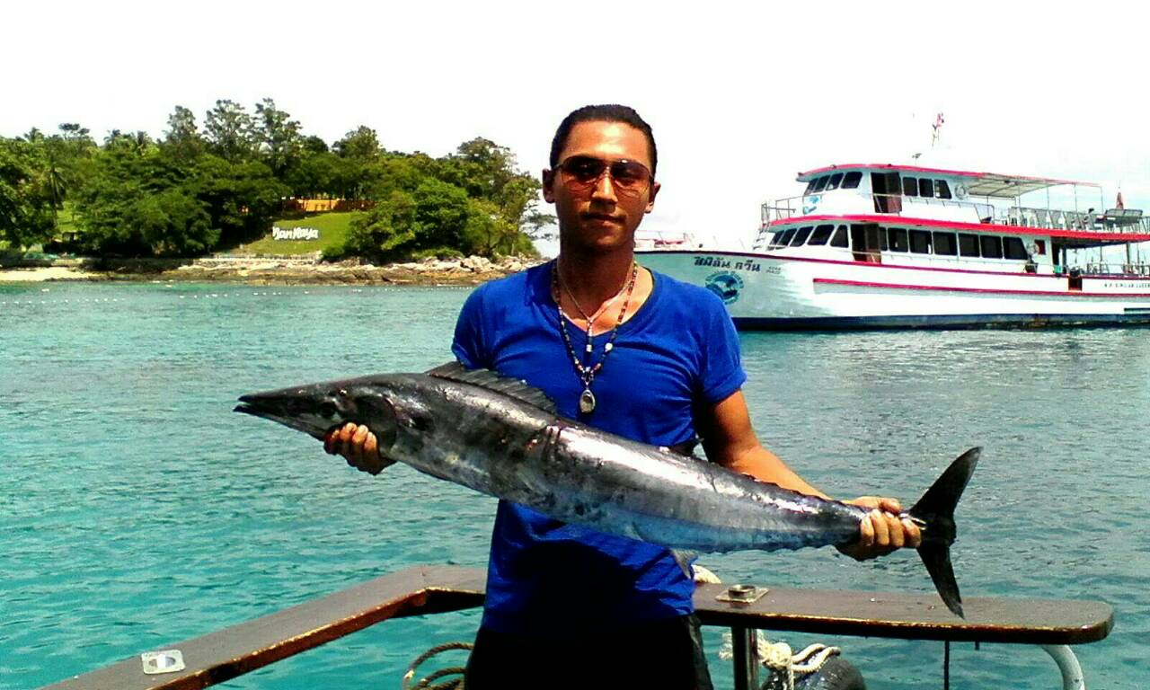 Surasak Fishing Tour